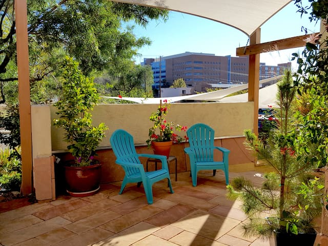 Casa Central - newly listed, centrally located gem - Albuquerque - Wohnung