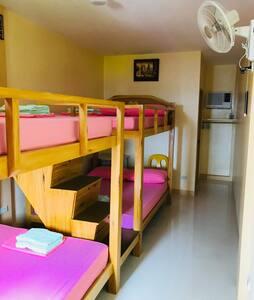 Susada's Inn (Bunk Bed good for 8)
