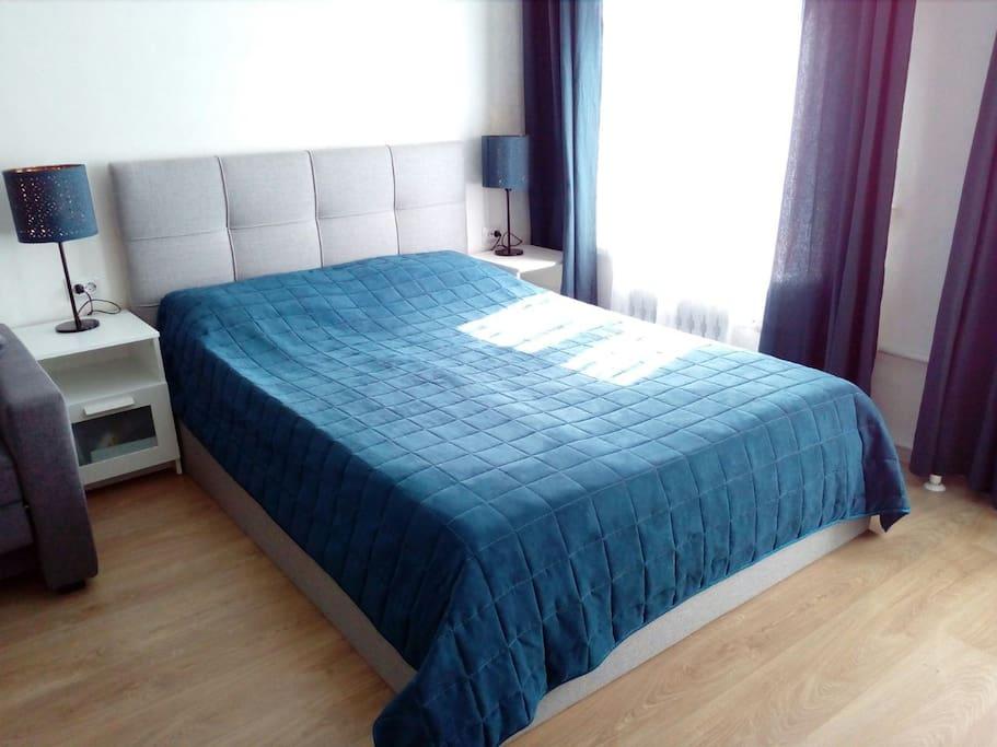 Спальня до 3-4 чел