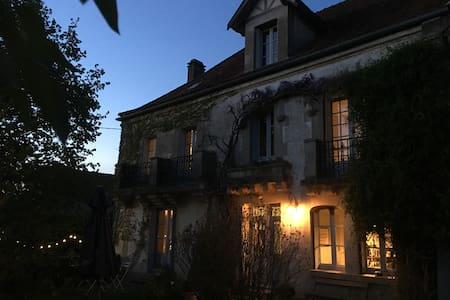 Le Pré Germain: Chambre Eiffel - Beurizot - Vendégház