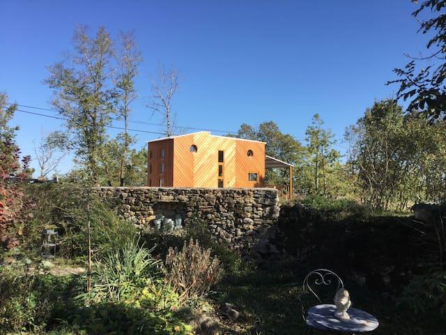 Gite Tiny house 4 pers avec SPA privé