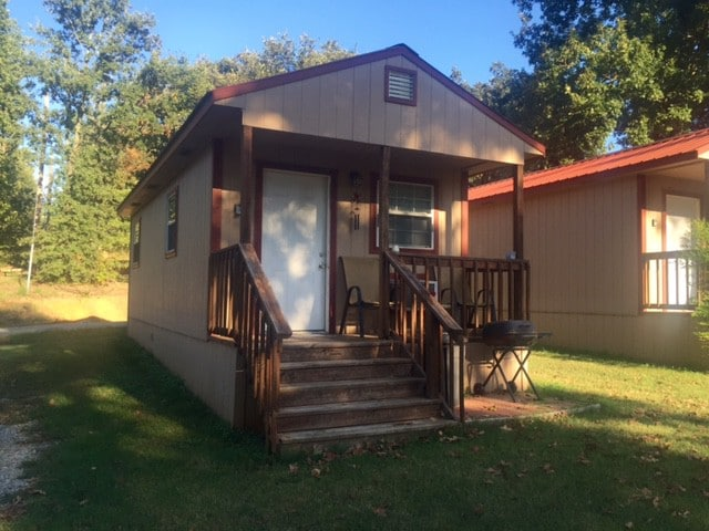 Angleru0027s Hideaway Cabins On Lake Texoma Cabin 3   Cabins For Rent In Mead,  Oklahoma, United States