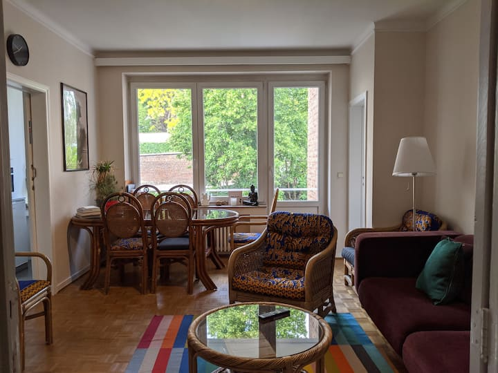 Beautiful cosy apartment in uptown Brussels