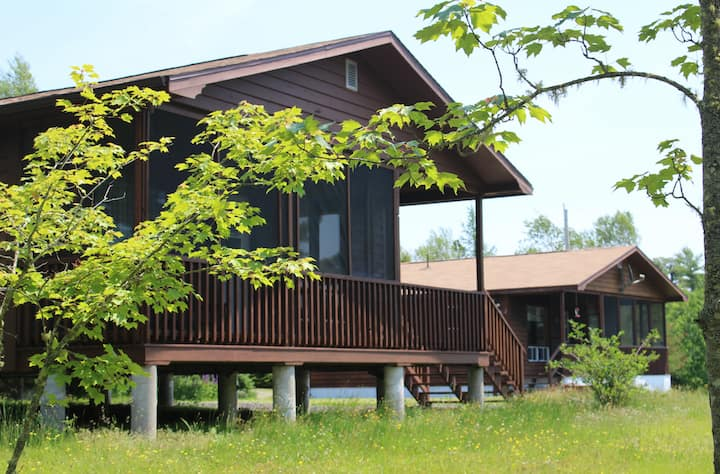 1 and Only Riverside (SableRiver View Cottages) #1