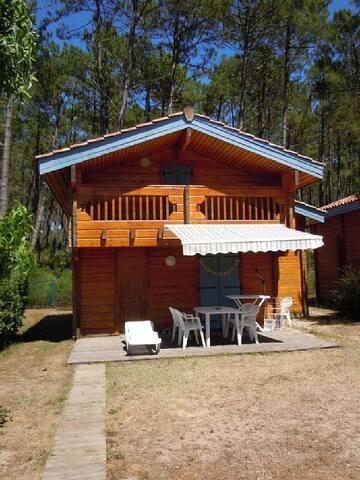 Chalet en bois dans PRL - Bias - Chatka w górach