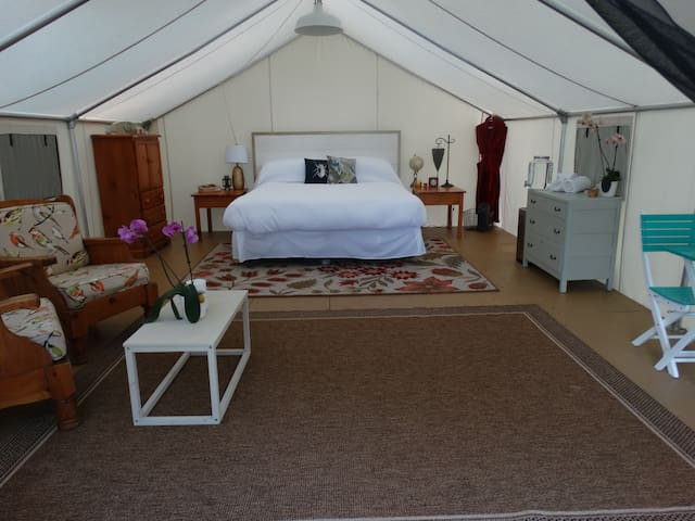 Glamping Tent Suites - Sundridge - Apartment