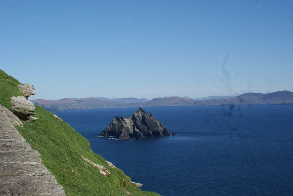 Trips to Skelligs Rock