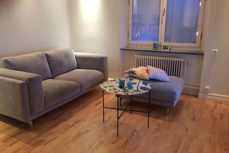 Cozy modern apartment in Stockholm - ストックホルム - アパート