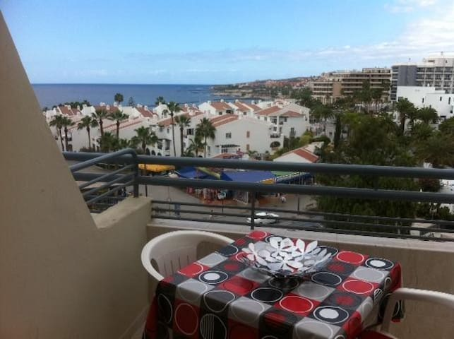 Amazing sea view mountain view flat - Costa Adeje - Apartament