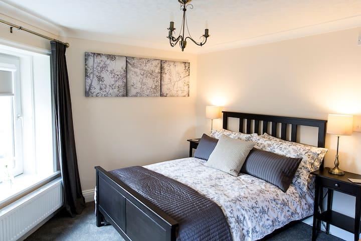Luxury guest accommodation near Hadrian's Wall
