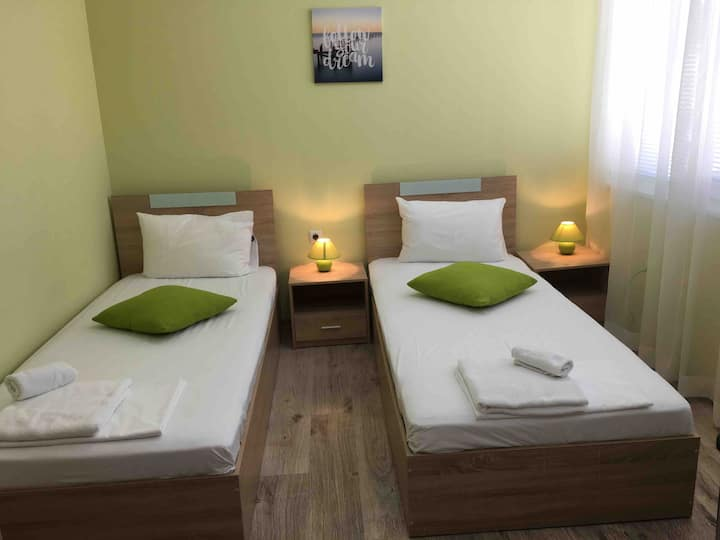 Double rooms in the heart of Balchik