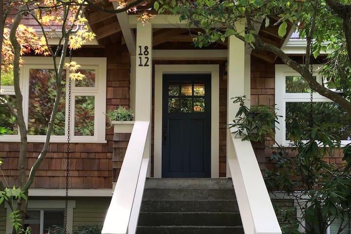 East Side Cedar Cottage