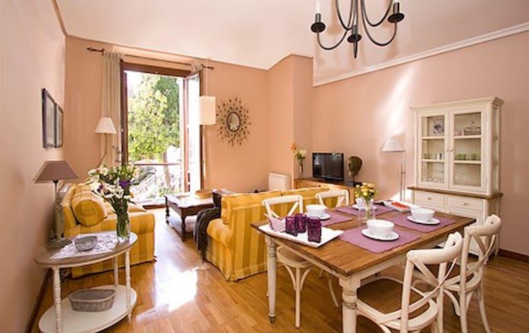 Stylish apartment - Muros de Nalón - Apartamento