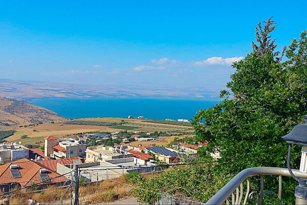 Nof Kinneret (Sea of Galilee)