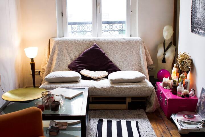 Beautiful Safe Haven by Montmartre - Paris - Apartment