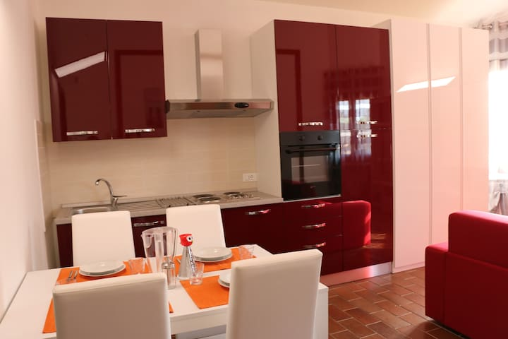 Modern apartment in Villa - Noventa di Piave - Apartament