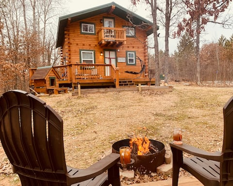 PD Cozy Cabin - Meadow View
