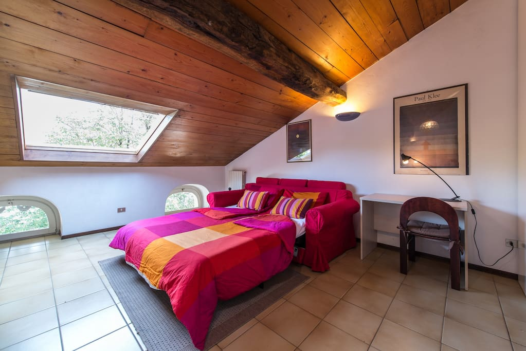 Nice Attic With Lake View C3 Apartments For Rent In