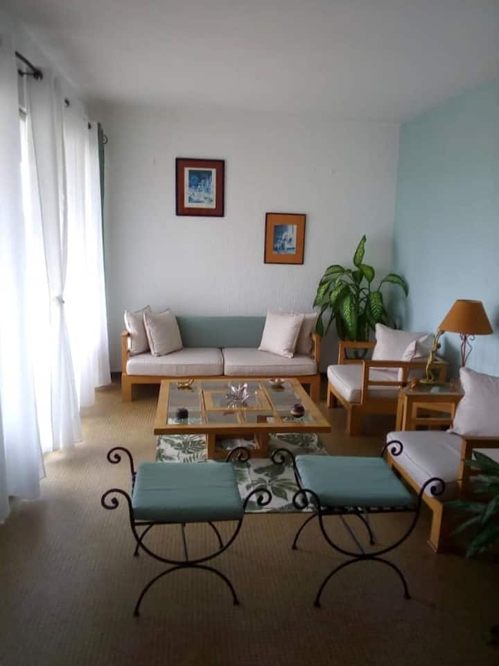 Appartement agreable à cocody