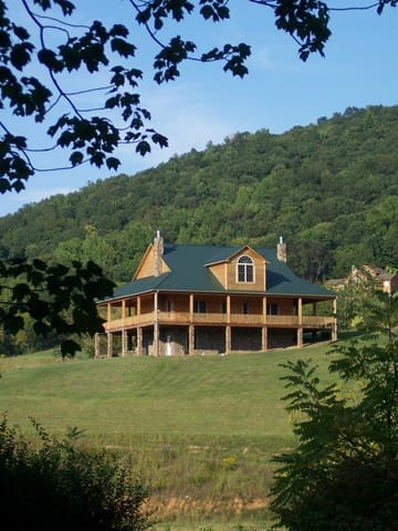 Shenandoah Valley Vacation Home  - Bentonville - Huis