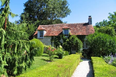 La Lune a cottage for lovers - Chaumussay - Casa