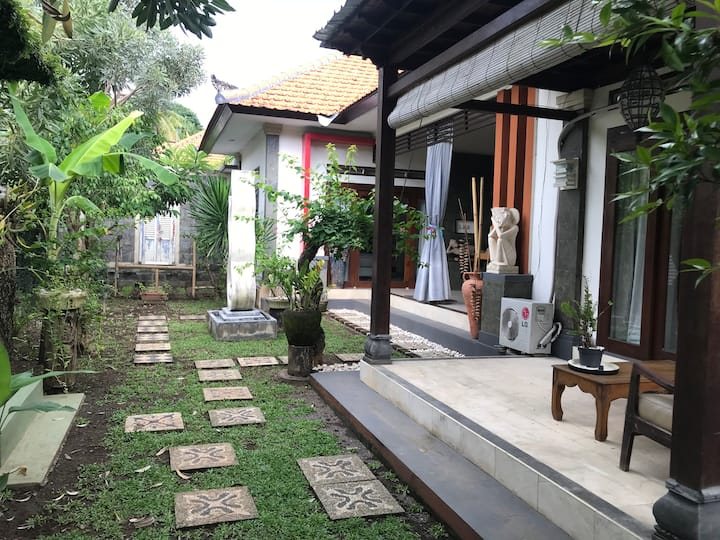 Rumah Pisang Private Large Home In Central Lovina
