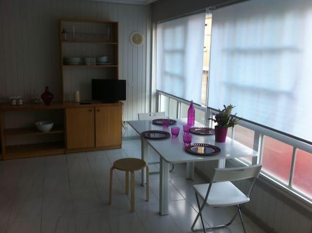 zona comedor/dining area