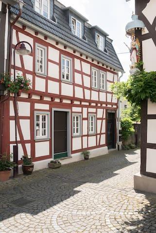 Kleine Rheinpause - Unkel