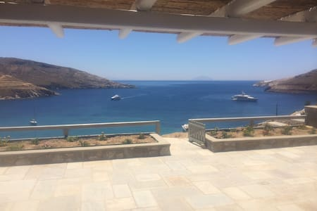 Serifos beachouse breathtaking view - Serifos - Haus