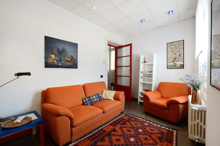Confortevole  trilocale centrale - Novara - Apartment