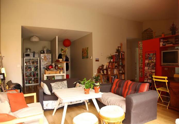 chambre chez l 39 habitant bordeaux appartements louer bordeaux aquitaine france. Black Bedroom Furniture Sets. Home Design Ideas