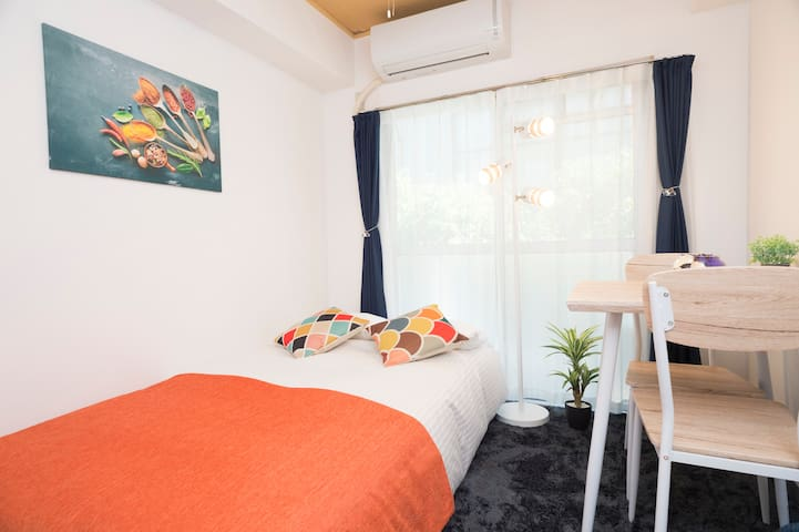 #32 Hakata(博多) Central apartment 4 pax FREE WIFI!