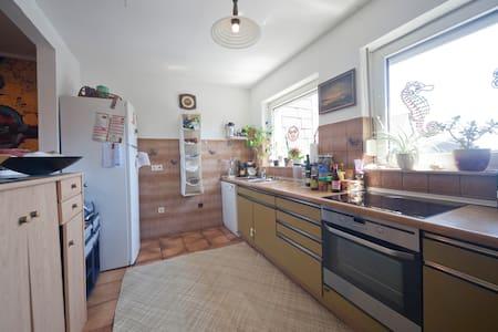 Wohnung im Zweifamilienhaus - ドルトムント - アパート