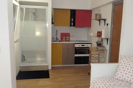 Charming flat with garden in Brussels - Bruxelles