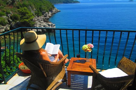 Amazing view apartment Mljet island