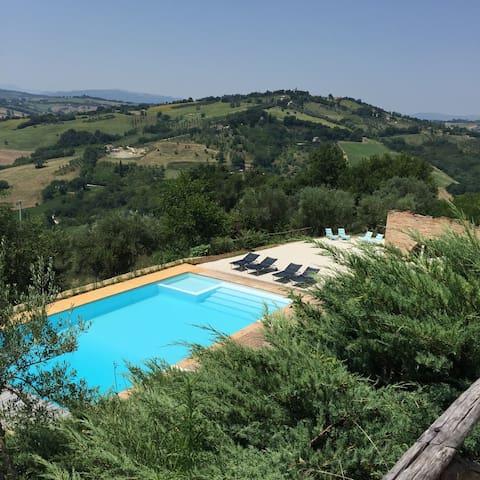 Casa Wisteria, Colmurano, Italy - Colmurano - Other