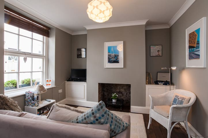 Luxury Cardiff Cathedral Cottage - Cardiff - Casa