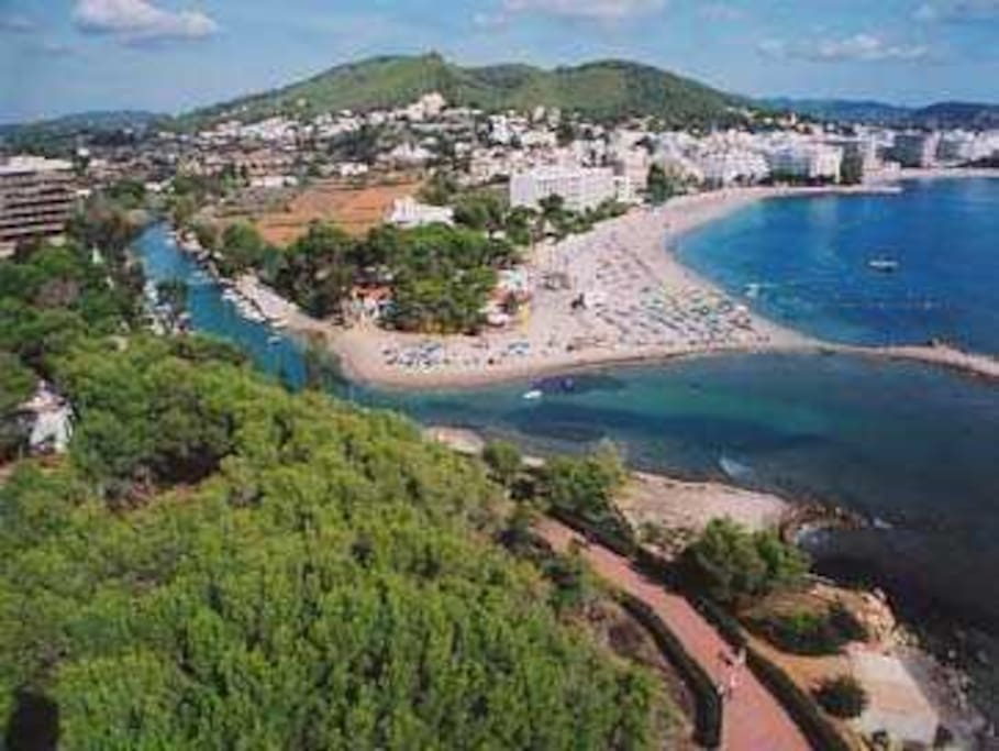 Playa de Santa Eulalia I