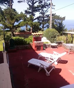 BUNGALOW CON JARDIN Y VISTAS AL MAR - Donostia - Apartment