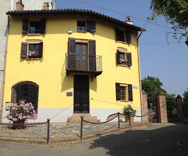 Altes Backhaus in Maranzana 700 J