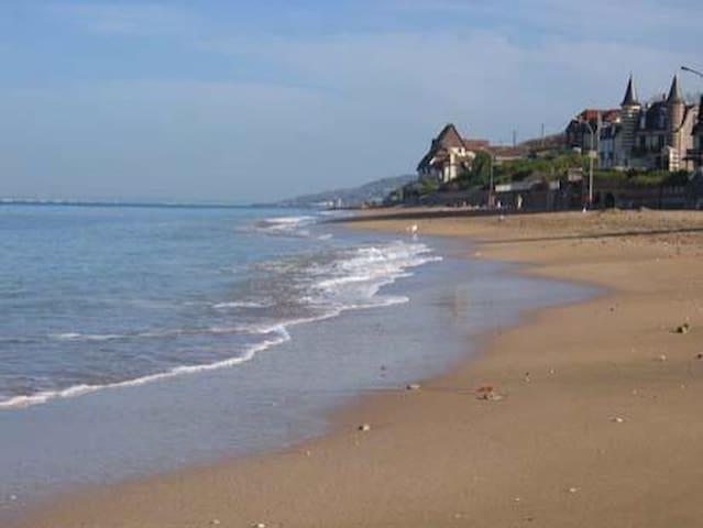 Appart 100 m. de la plage - Blonville-sur-Mer - อพาร์ทเมนท์