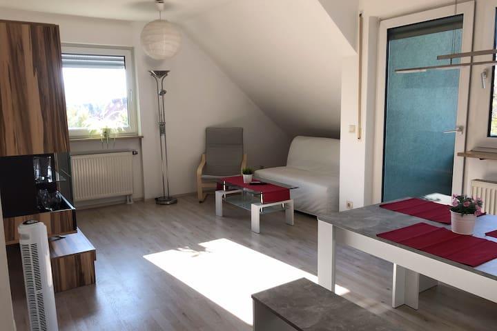 Moderne/helle 2-Zimmer Wohnung in perfekter Lage