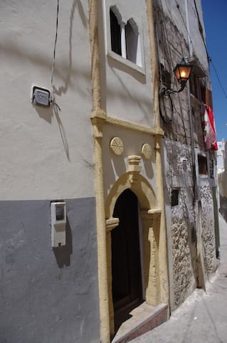 Dar Stitwa - Azemmour - Haus