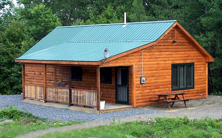 Cabins-great location