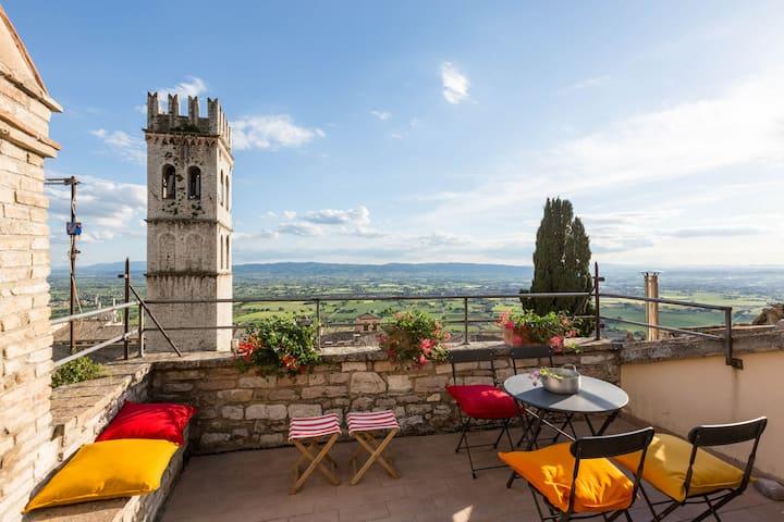 Room en suite Assisi - Appartamento Completo