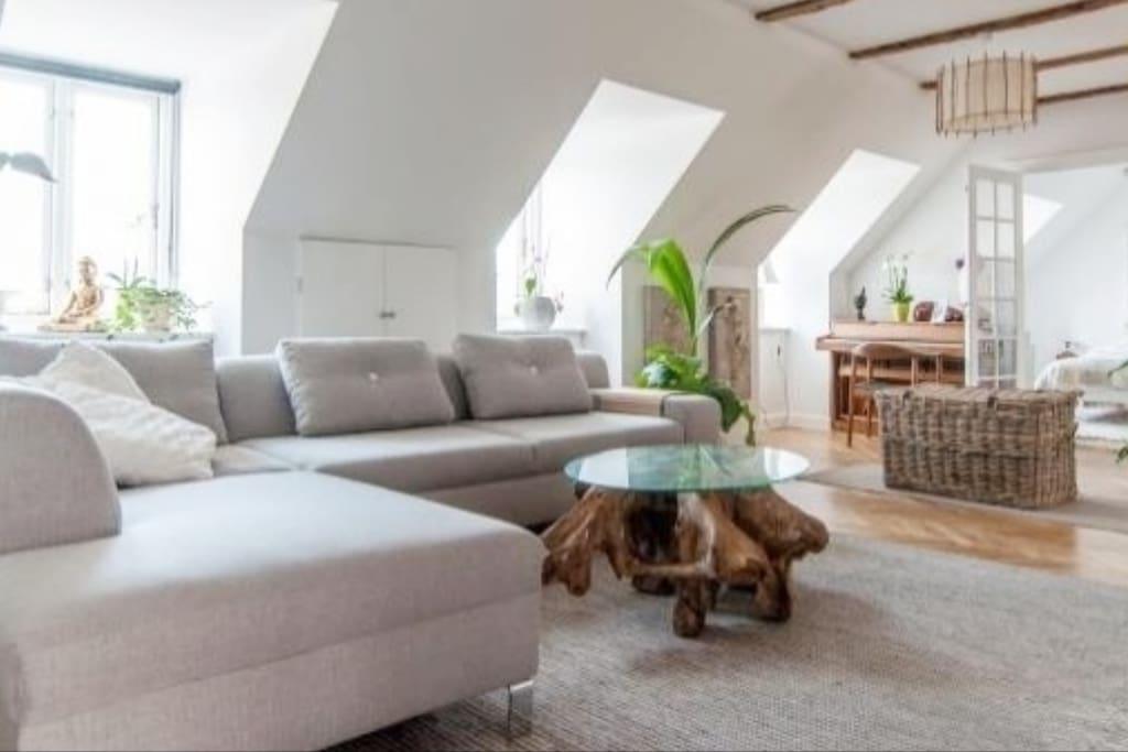 Amazing longterm luxury best location lofts zur miete for Unterkunft kopenhagen
