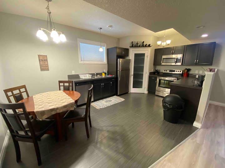 New crew house! 3 bdrm with heated floors