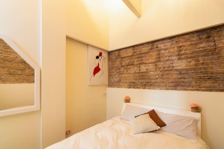 Modern Private Room - Polihosts Old Jaffa