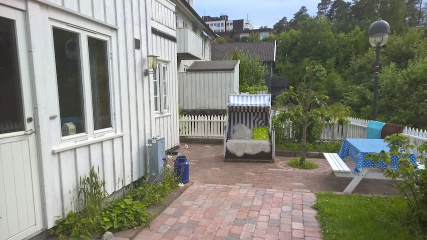 Cosy flat for 4 persons - Kristiansand - Lejlighed