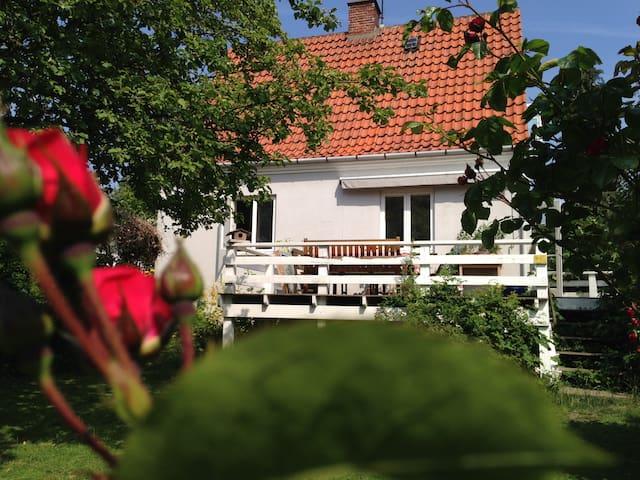 Hyggelig afslappet familievilla - Rødovre - Villa